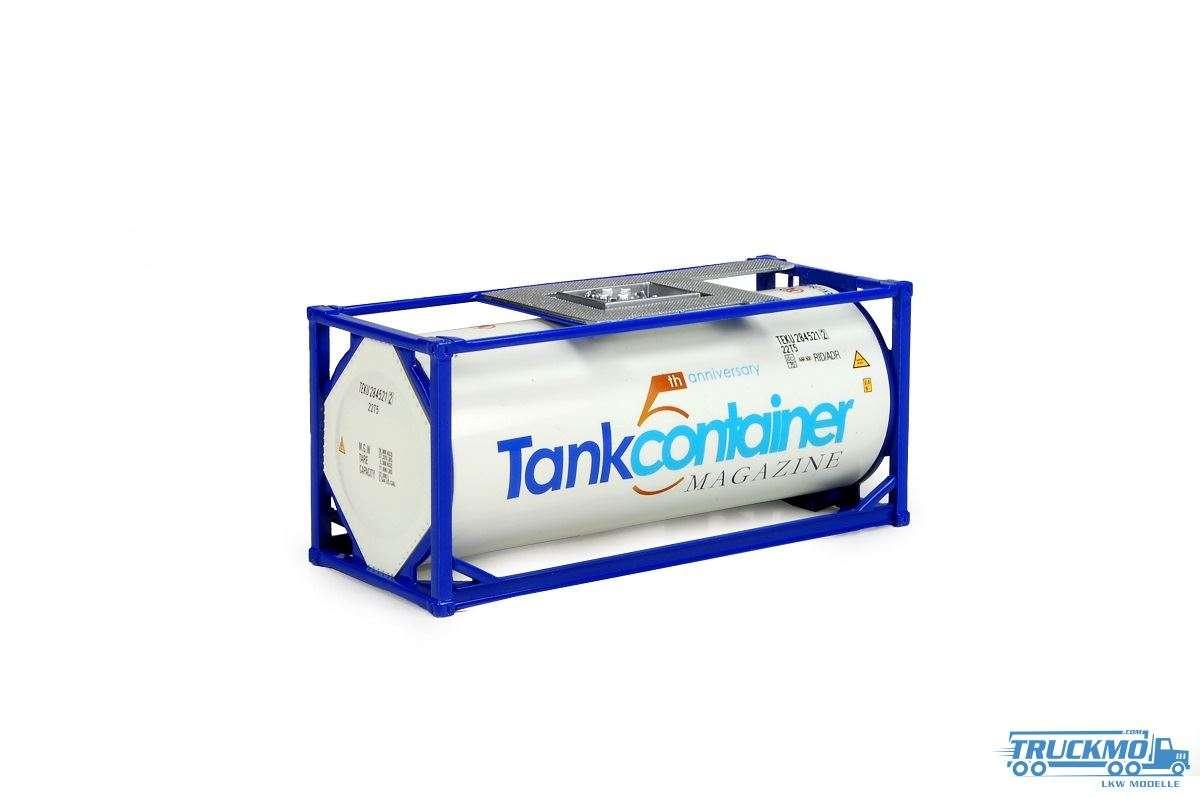 Tekno Tankcontainermedia 20ft Iso Tankcontainer 74893