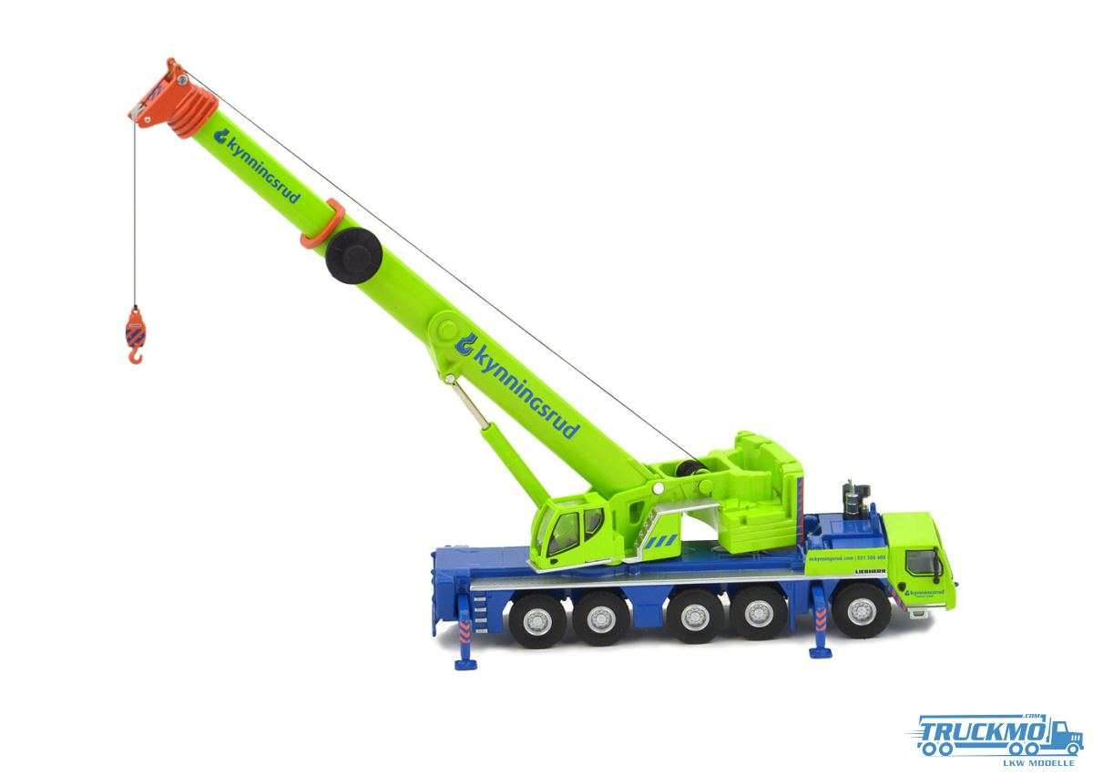 IMC models Nordic Crane Kynningsrud LTM1250-5.1 33-0108 crane model