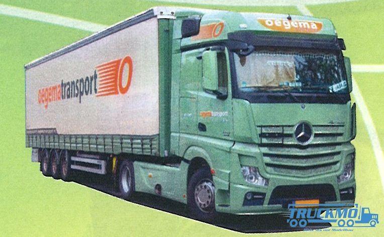AWM Oegema Mercedes Benz Actros2 Big./ Aerop. - G-KSZ