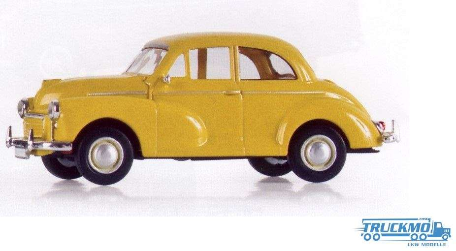 Brekina Morris Minor ginstergelb 15206