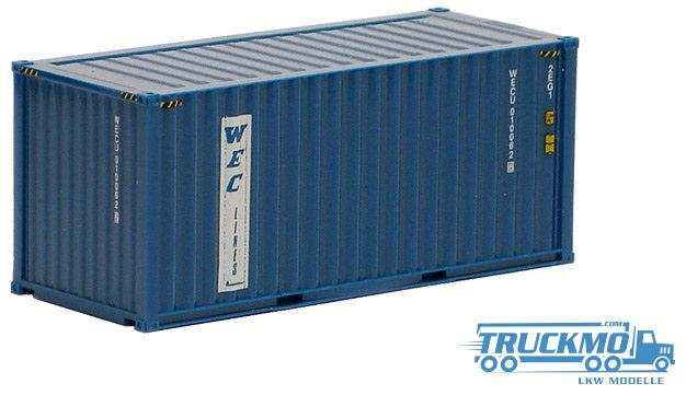 AWM WEC 20ft. Container 491344