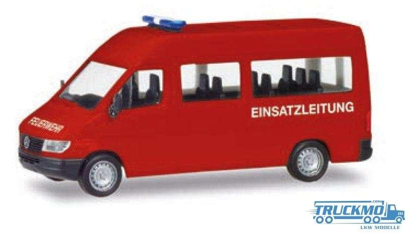 Herpa Basic Feuerwehr Mercedes-Benz Sprinter `96 Bus 094115
