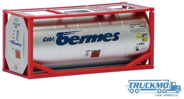 AWM Bermes 20ft. Tankcontainer 492012