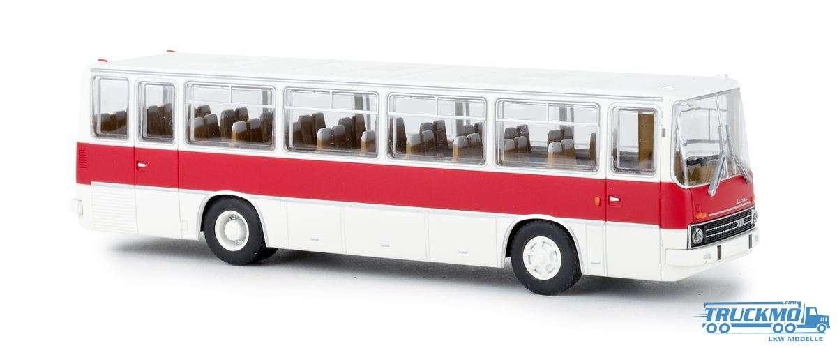 Brekina Ikarus 255 Reisebus weiß verkehrsrot 59654