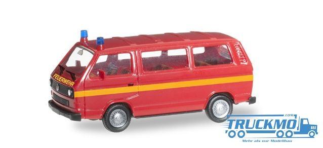 """Herpa VW T3 Bus """"Feuerwehr"""""""