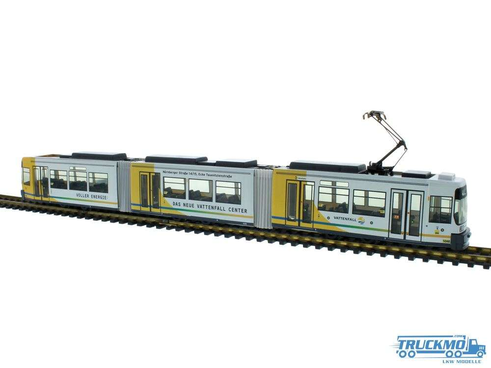 Rietze BVG Berlin - Vattenfall Adtranz GT6 STRA10000