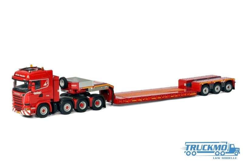 WSI KNT Scania R Streamline Highline Nooteboom EURO-PX 5456274