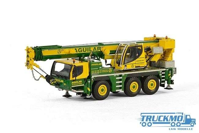 WSI Graus Aguiler Liebherr LTM1050-3.1 Mobilkran 51-2014