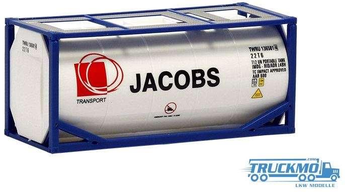 AWM Jacobs 20ft. Tankcontainer 492023