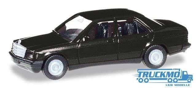 Herpa MiniKit: Mercedes-Benz 190 E, schwarz 012409-005