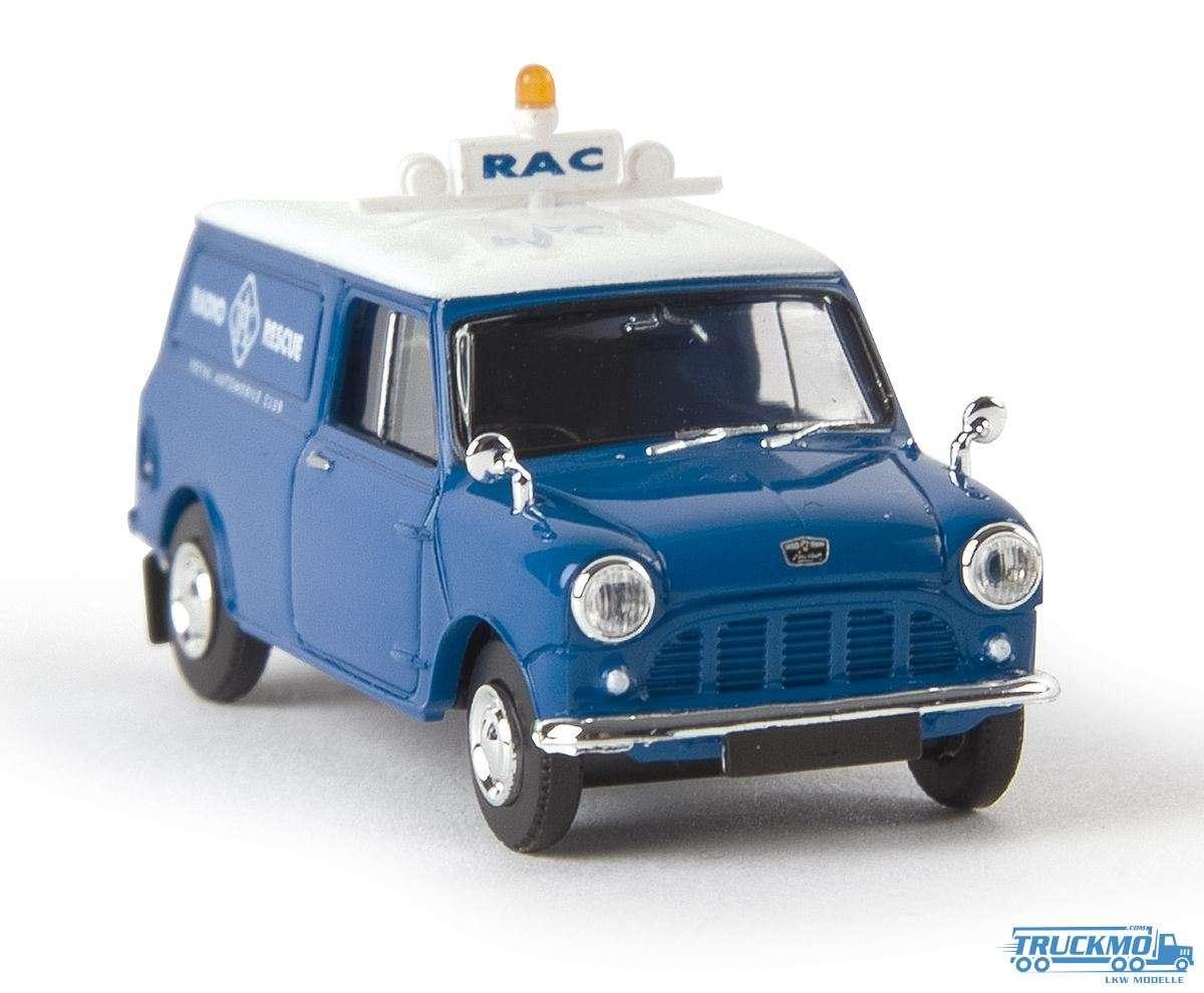 Brekina RAC Austin Mini Van 15360