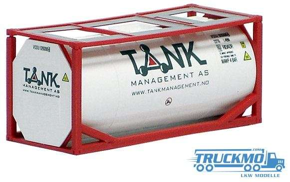 AWM Tank-Management 20ft. Tankcontainer 491073