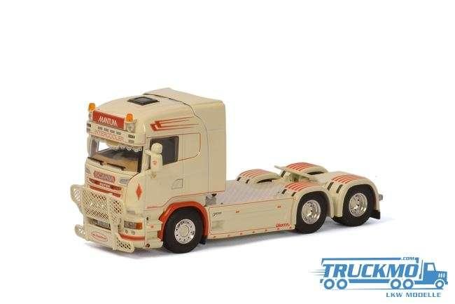 WSI NK Transport LKW Modell Scania R Streamline Highline 01-2077