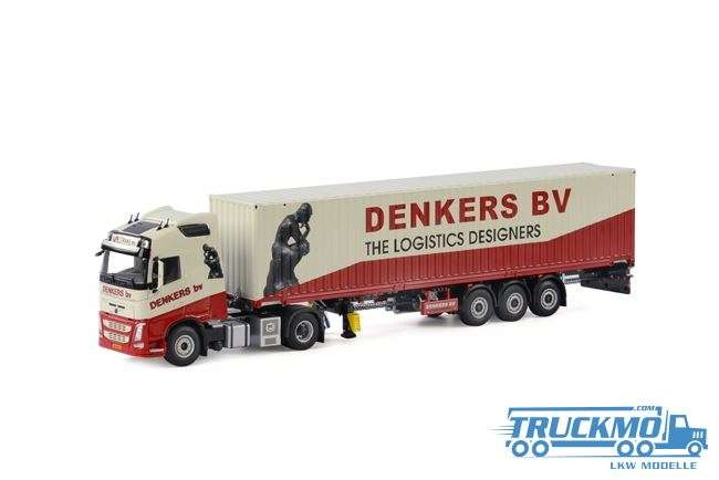 wsi denkers bontrans volvo fh4 globetrotter. Black Bedroom Furniture Sets. Home Design Ideas