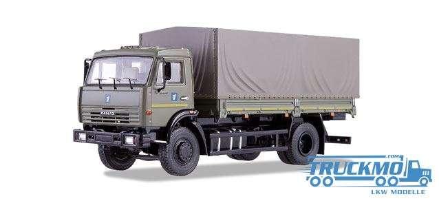 Start Scale Models KAMAZ-43253 Militärfahrzeug 83SSM1271