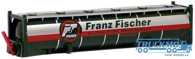 AWM Fischer Sped 40ft Drucksilo Container 491271