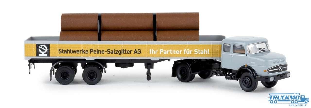 Brekina Salzgitter AG Mercedes Benz LS 1620 81117
