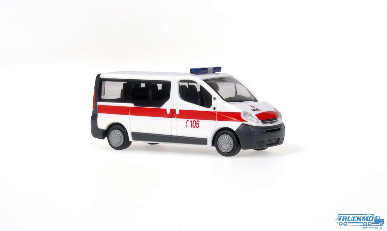 Rietze Rode Kruise Opel Vivaro 51304