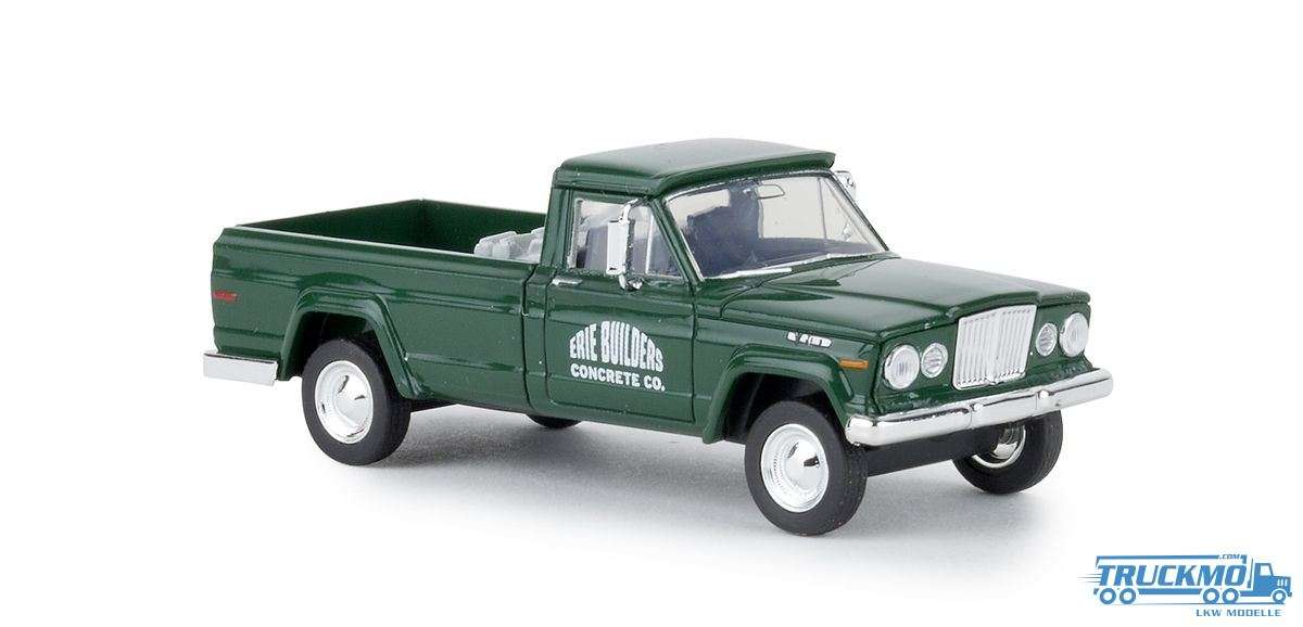 Brekina Erie Builders Jeep Gladiator A Ladegut 19809