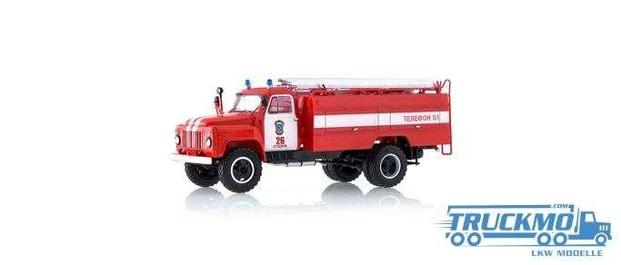 Start Scale Models Feuerwehr Löschfahrzeug GAZ 53 83SSM1337