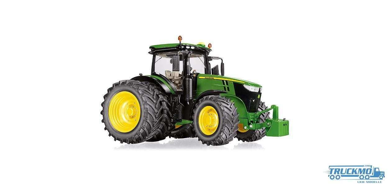 Wiking John Deere 7310R Twin tires 077846