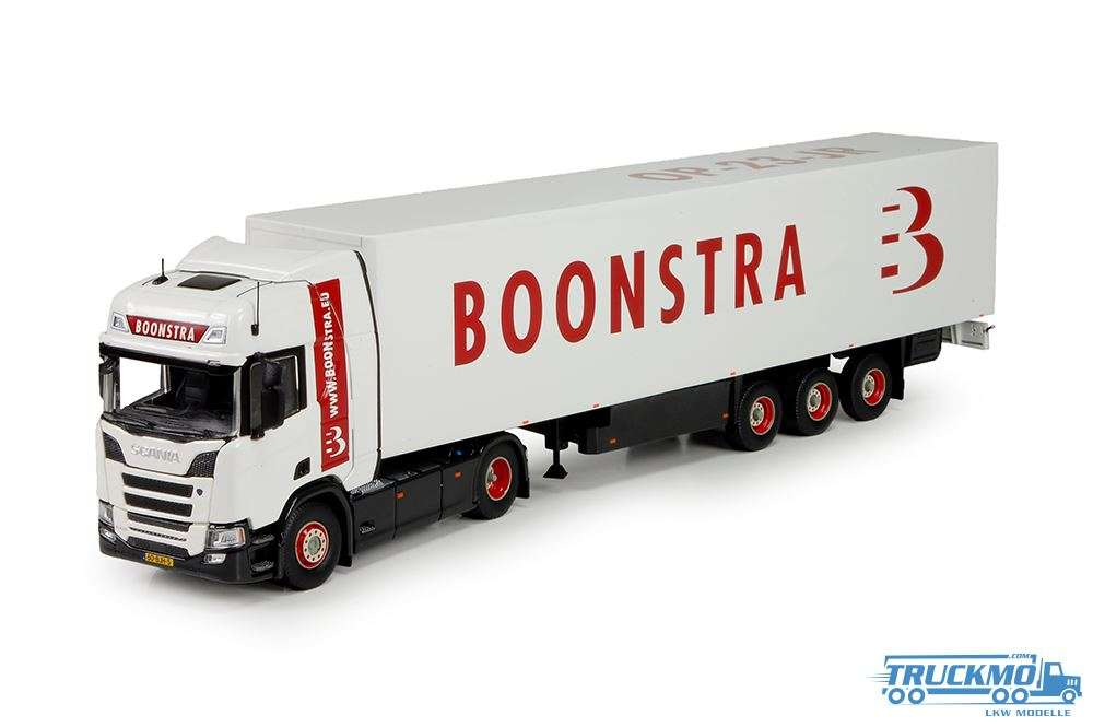 Tekno Boonstra Scania NGS R410 Kofferauflieger 71598