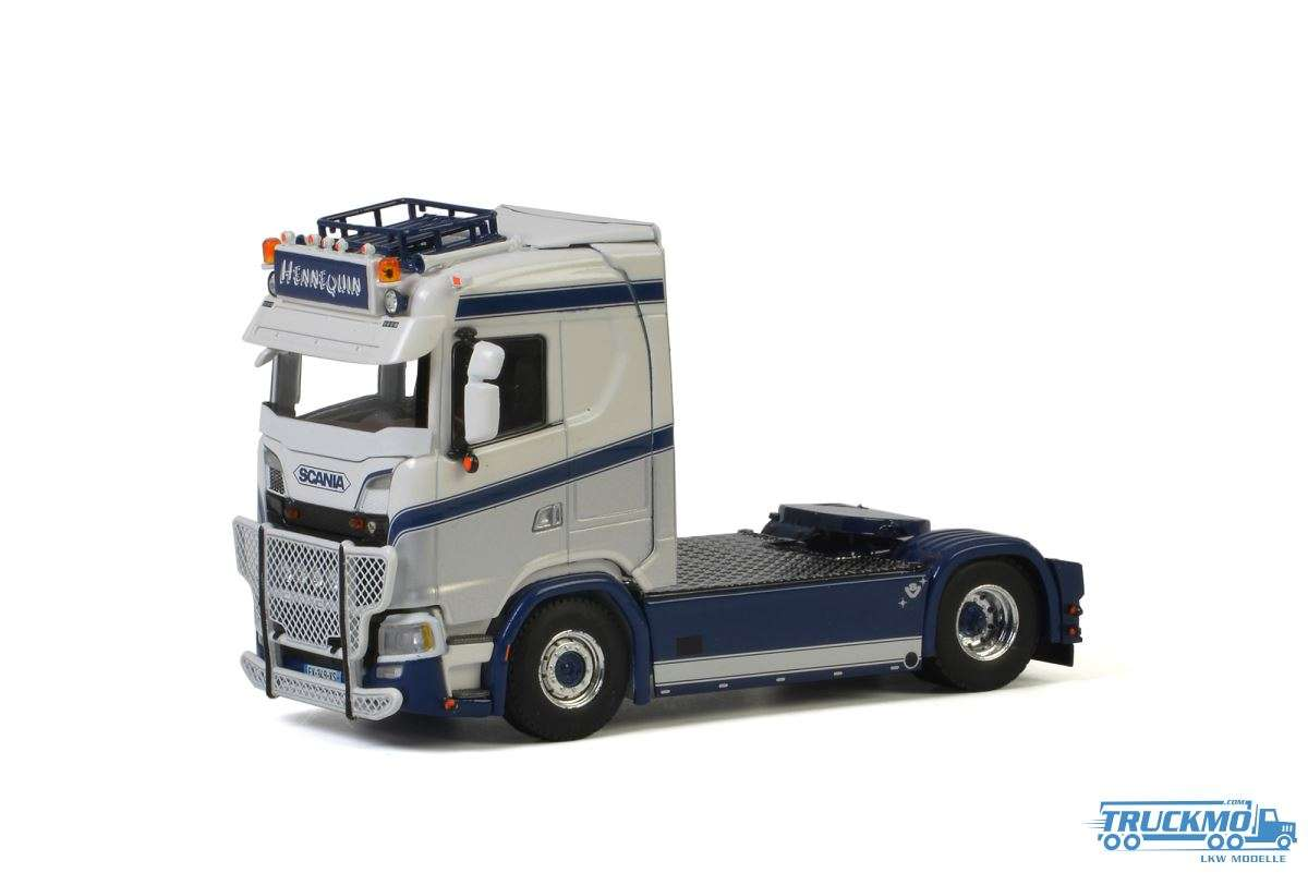 WSI HenneQuin Scania S Normal CS20N 01-2007 LKW Modell