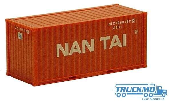 AWM Nan Tai 20ft. Container 491323
