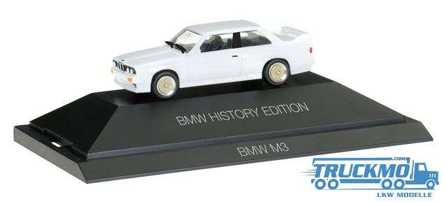 "Herpa BMW M3 ""BMW History Edition"" 102049"