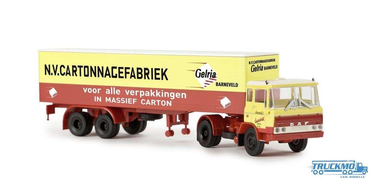 Brekina Van Reenen / Gelria DAF FT 2600 Koffer-SZ 85266