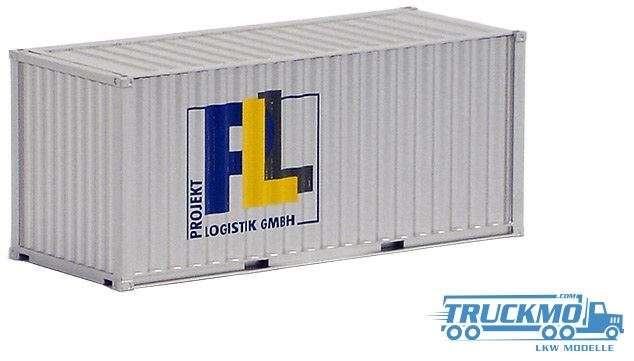 AWM Langhorst / PLL 20ft. Container 491395