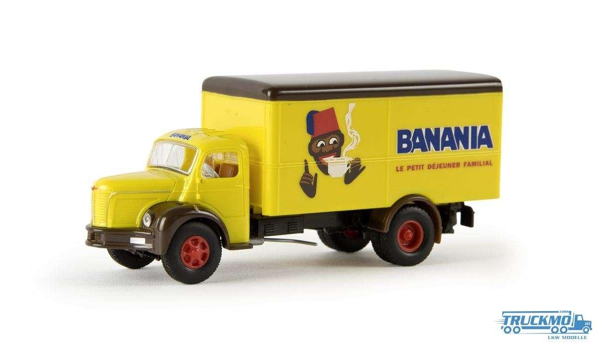 Brekina Banania Berliet GLR 8 Koffer 85321