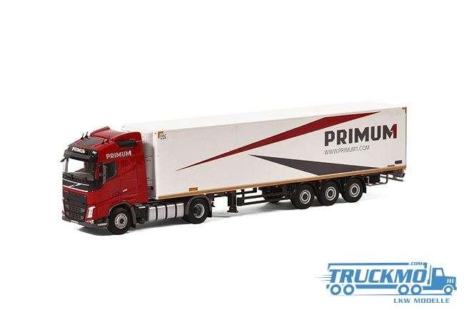 WSI Primum Volvo FH04 Globetrotter Kühlauflieger Carrier 01-2053