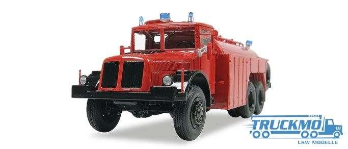 Start Scale Models Tatra 111C Tanklöschfahrzeug Feuerwehr 83SSM1309