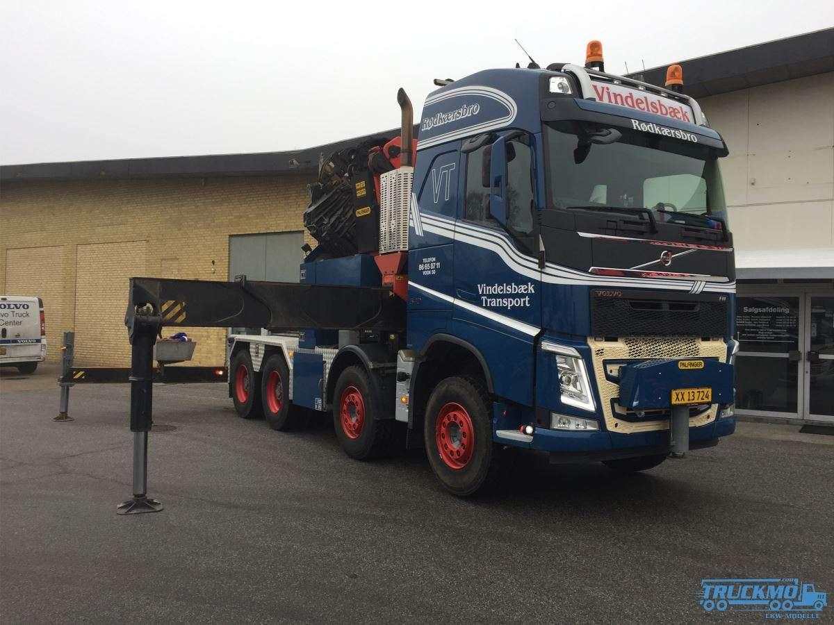 WSI Vindelsbaek Transport A/S Volvo FH4 Globetrotter Palfinger 15000.2 01-2648