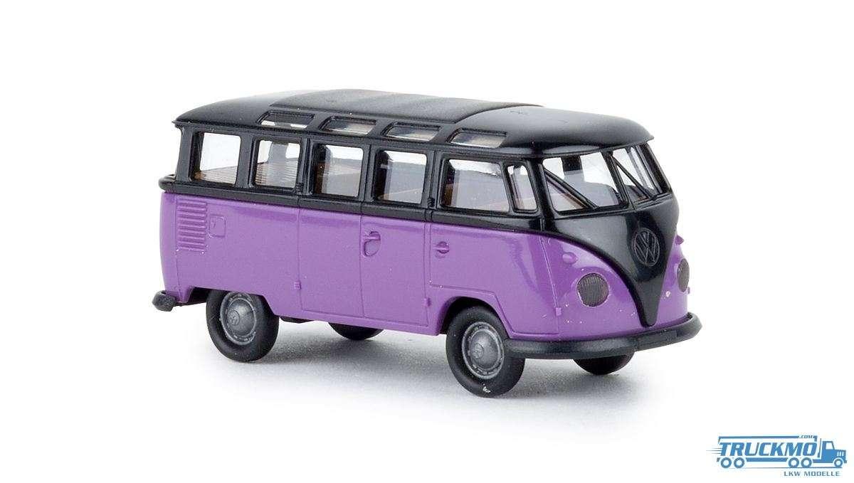 Brekina Economy Volkswagen Samba T1b 31841