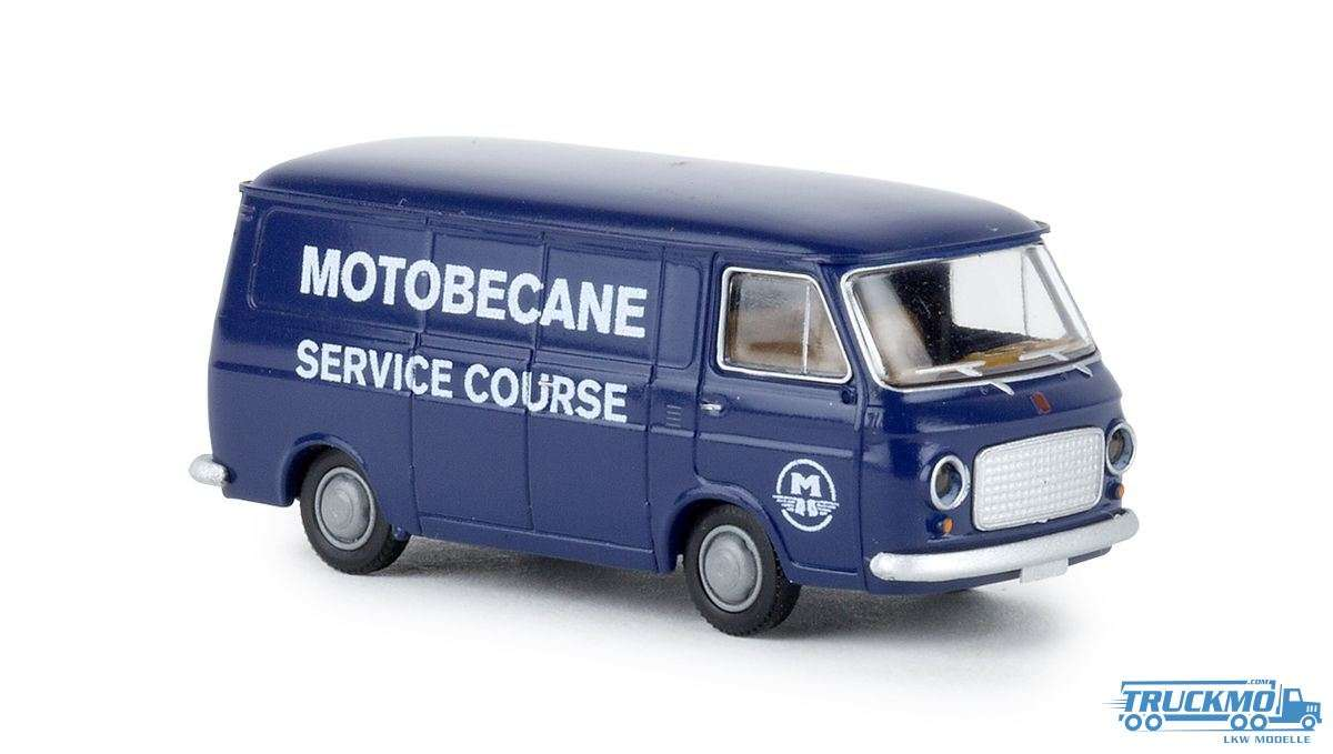 Brekina Motobecane Fiat 238 Kasten 34461