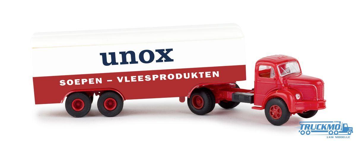 Brekina 85400 Berliet Sattelzug LKW 1:87 H0