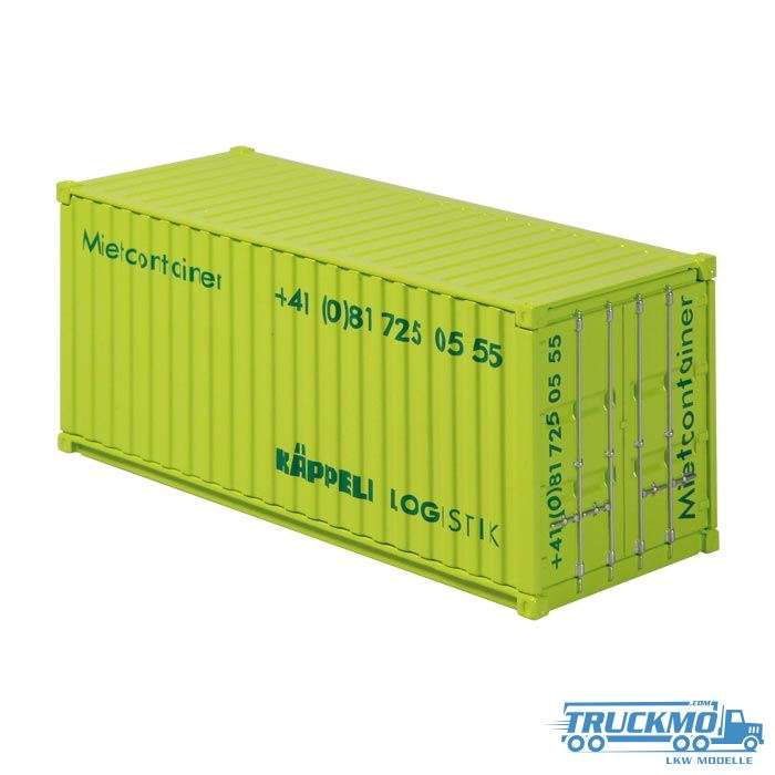 NZG Käppeli 20ft See-Container 875/06