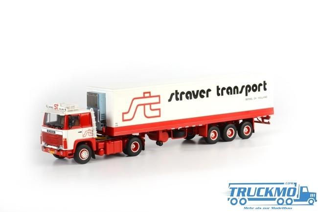 WSI Straver Scania 111/141 Kühlauflieger