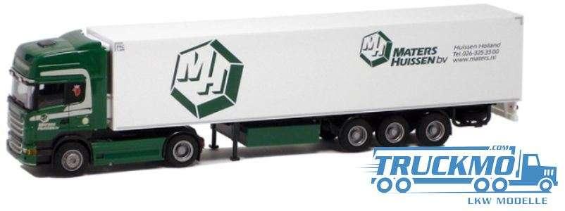 AWM Maters Scania R09 Topline Kühlkoffer-Sattelzug 53750