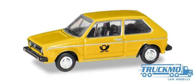 Herpa Post VW Golf I 1:120 066761