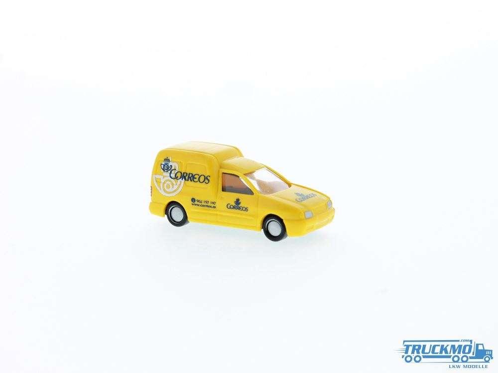 Rietze Correos Volkswagen Caddy 16981