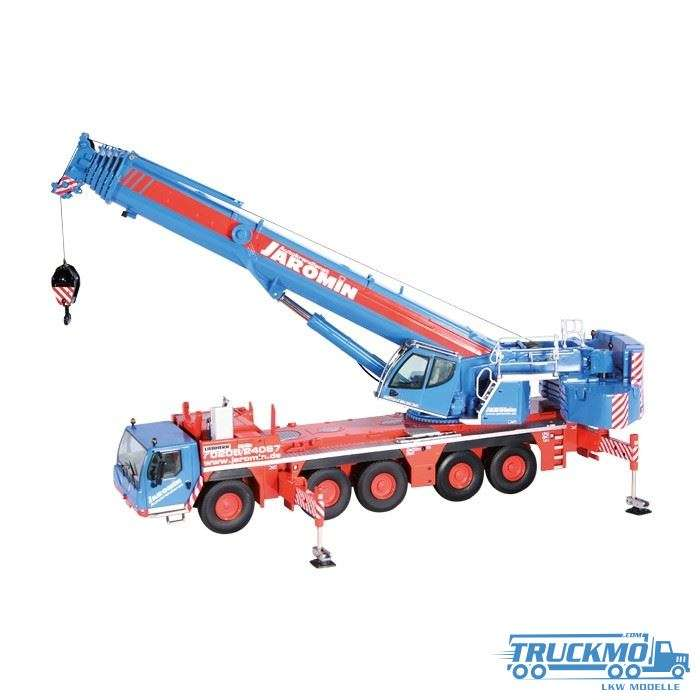NZG Jaromin Liebherr LTM1250-5.1 Mobilkran 959/05