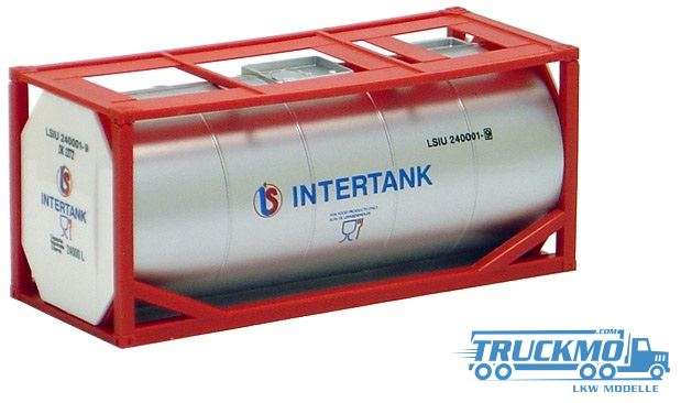 AWM Intertank 20ft. Tankcontainer 491019