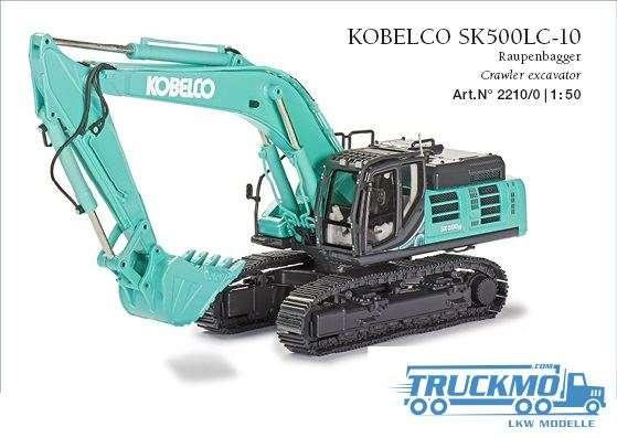 Conrad Kobelco SK500LC-10 Raupenbagger 2210/0