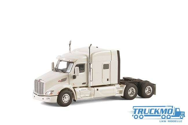 WSI USA Basic Line PETERBILT 579 6x4 WHITE 33-2025