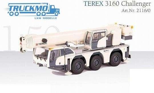 Conrad Terex Challenger 3160 Mobilkran Kran-Modell 2116/0