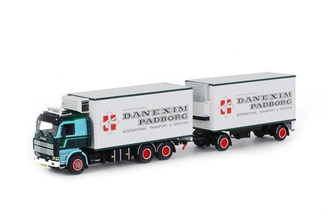 Danexim - Danmark Scania R113/R143 Hängerzug