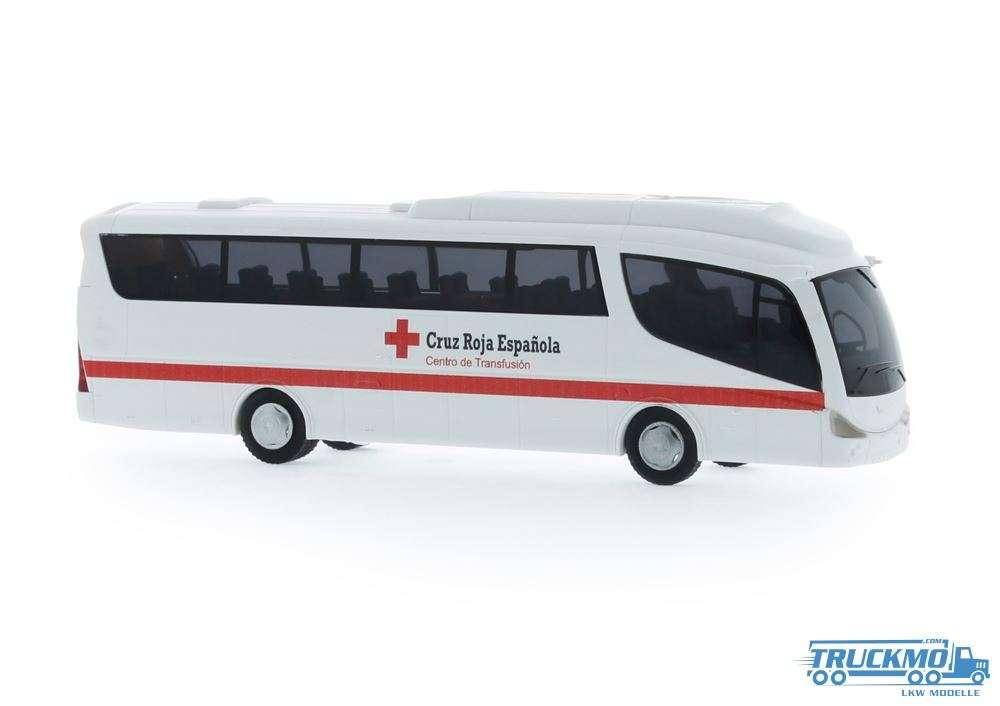 Rietze Cruz Roja Scania PB 64427